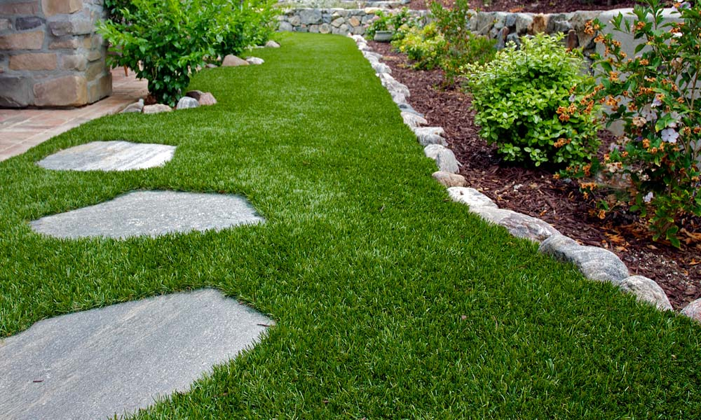 Artificial Lawn Custom Backyard Company Solana Beach, Top Rated Backyard Synthetic Grass Installation