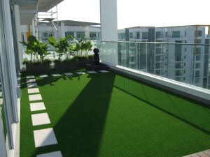 Synthetic Grass Services Solana Beach, Turf Applications, Decks, Terraces, Patios