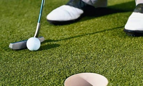 Artificial Turf Putting Green Installation in Solana Beach, Top Rated Synthetic Grass Golf Putting Green