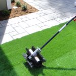 Synthetic Grass Cleaning Techniques Solana Beach, Artificial Turf Cleaning Process