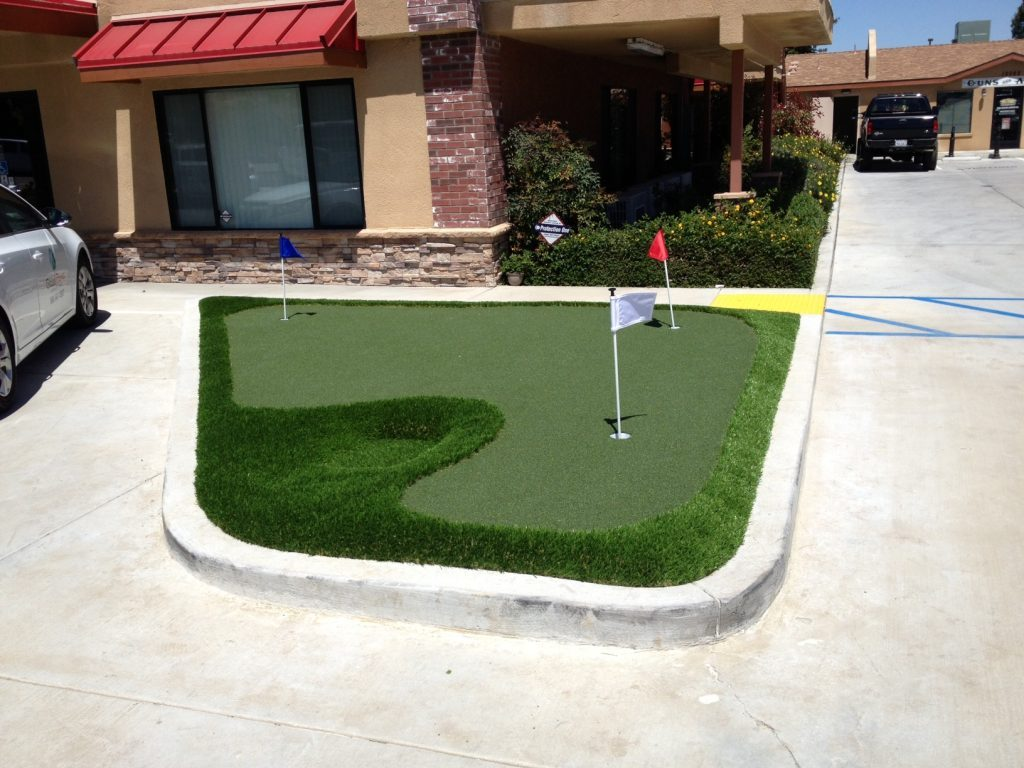 Synthetic Lawn Golf Putting Green Company Solana Beach, Best Artificial Grass Installation Prices