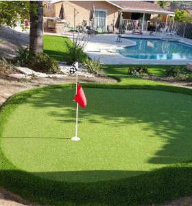 Artificial Turf Contractor, Golf Putting Greens Turf Services Solana Beach Ca