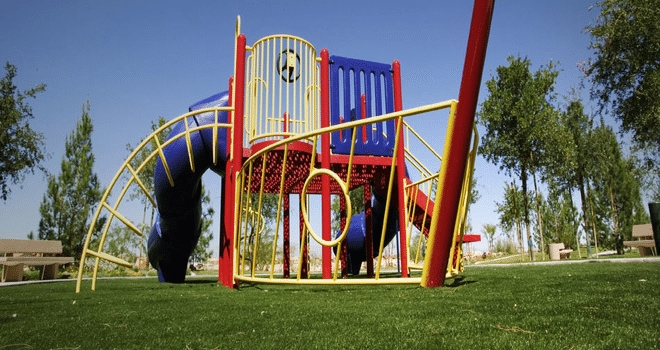 Artificial Grass Playground Installation Solana Beach, Synthetic Turf Playground Company