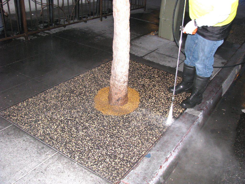 Tree Well Maintenance Service Solana Beach, Porous Tree Well Install Solana Beach
